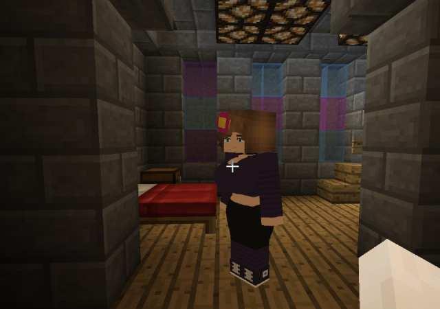 Minecraft jenny Mod 1.12 2 apk